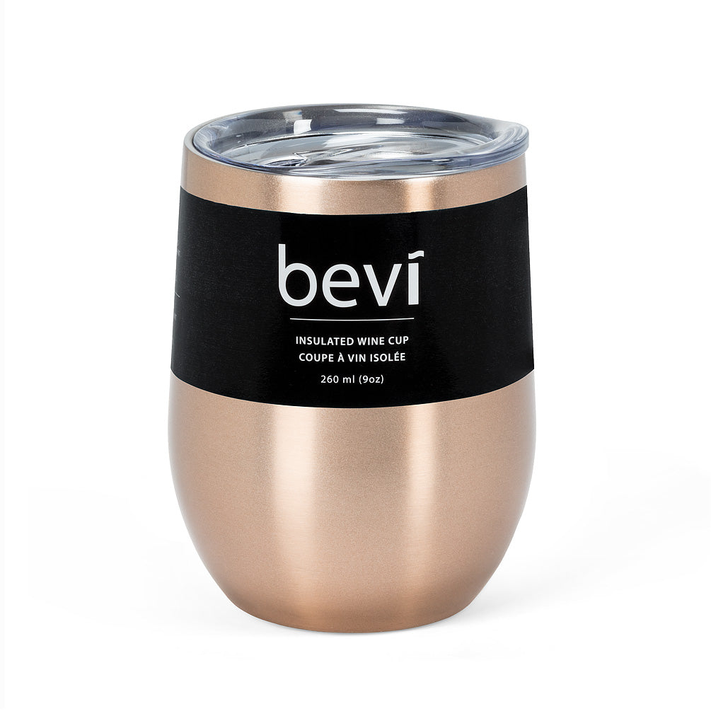Insulated Wine Tumbler - Copper