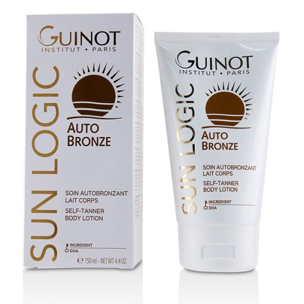 Sun Logic Self Tan Body Lotion