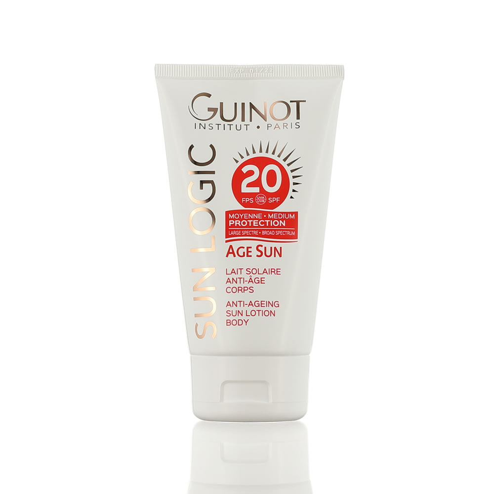 Sun Logic Sun Lotion SPF 20