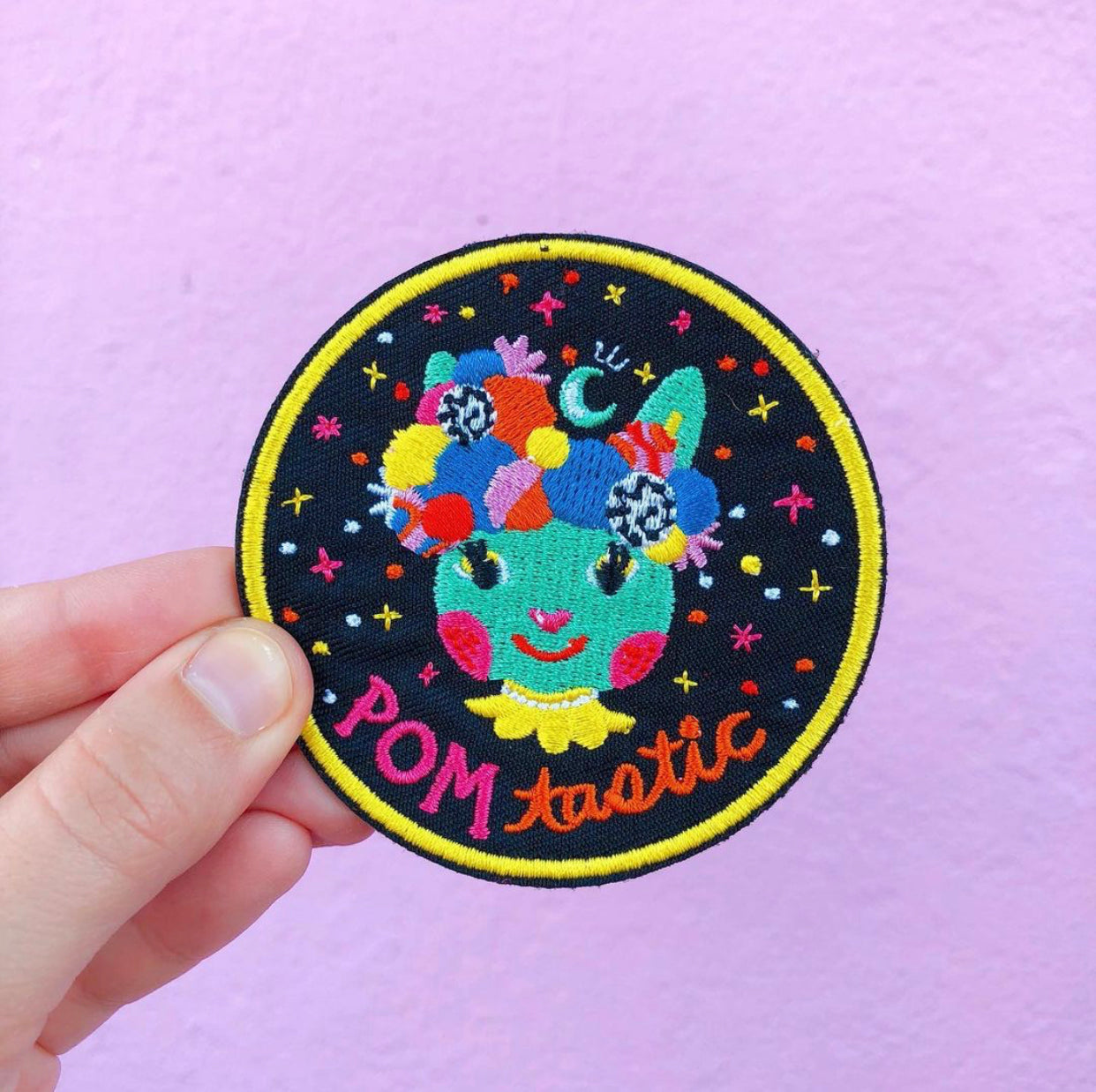 Pomtastic Patch