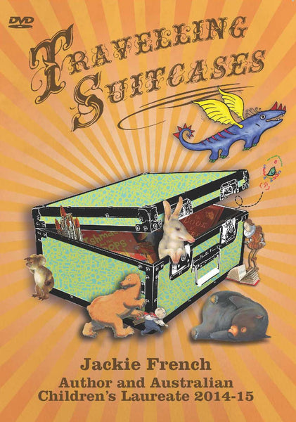 Book Links Travelling Suitcases DVD - Jackie French