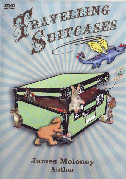 Book Links Travelling Suitcases DVD - James Moloney