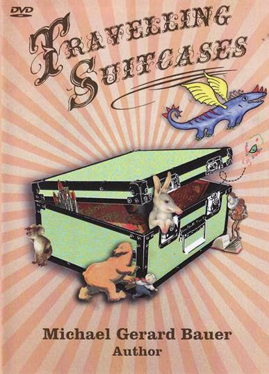 Book Links Travelling Suitcases DVD - Michael Gerard Bauer