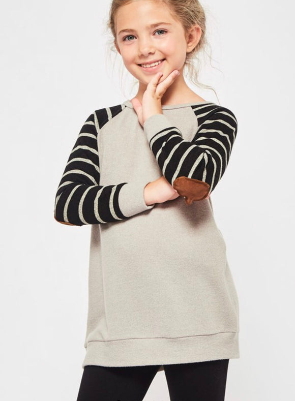 Raglan Sweater Top