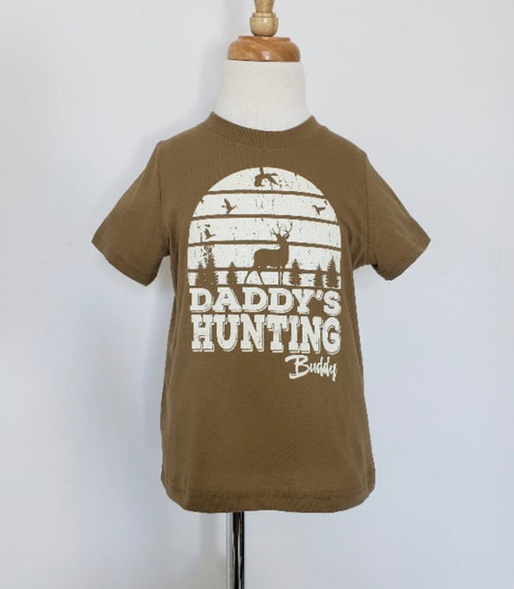 Daddy's Hunt Buddy-Brown