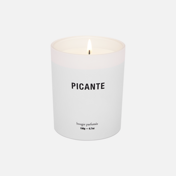 PICANTE CANDLE