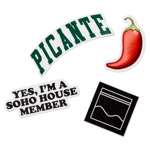 PICANTE COLLEGE T-SHIRT BLACK FRIDAY EXCLUSIVE