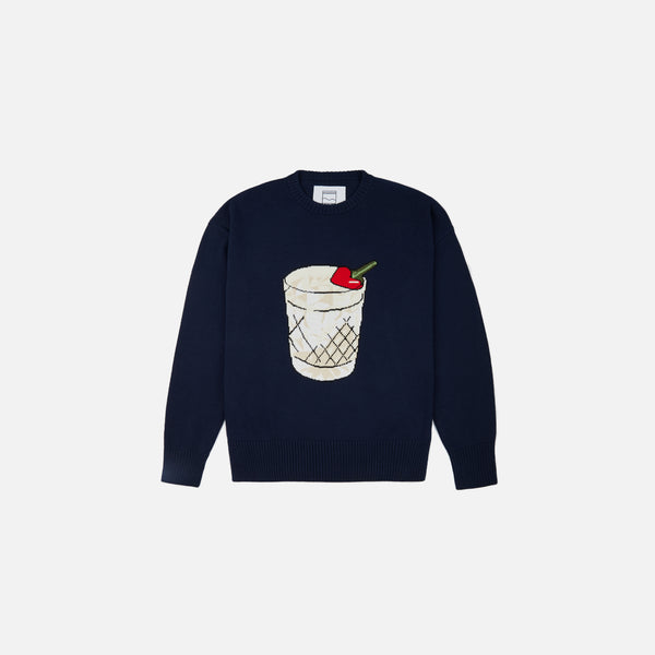 PICANTE KNIT NAVY