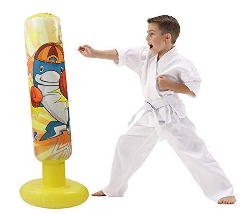 Children Punching Bag Boxing Training Exercise Toy For Kids Boys And Girls