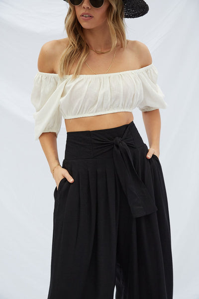 Chase The Sun Crop Top