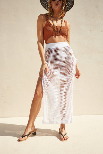 Saltwater Maxi Skirt - FINAL SALE
