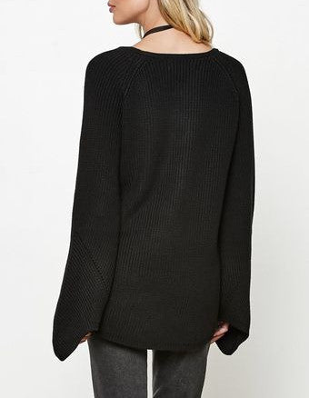 Shameless V Neck Sweater by Minkpink - FINAL SALE