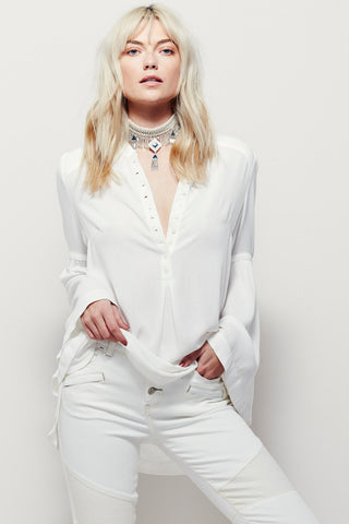 Easy Girl Top by Free People - FINAL SALE