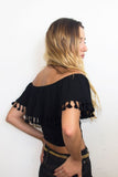 Romy Crop by East N West Label - FINAL SALE