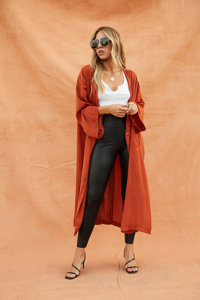 Atwood Duster - FINAL SALE