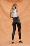 Backstage Leather Legging