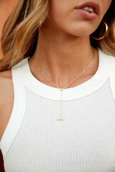 Keep It Light Necklace