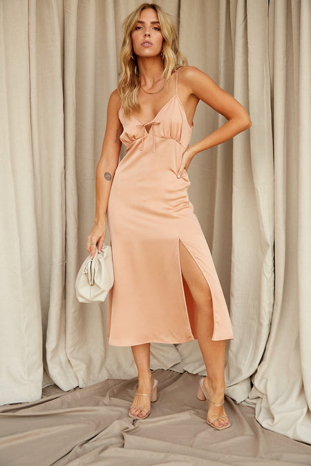 Feels Like Summer Midi Dress - FINAL SALE