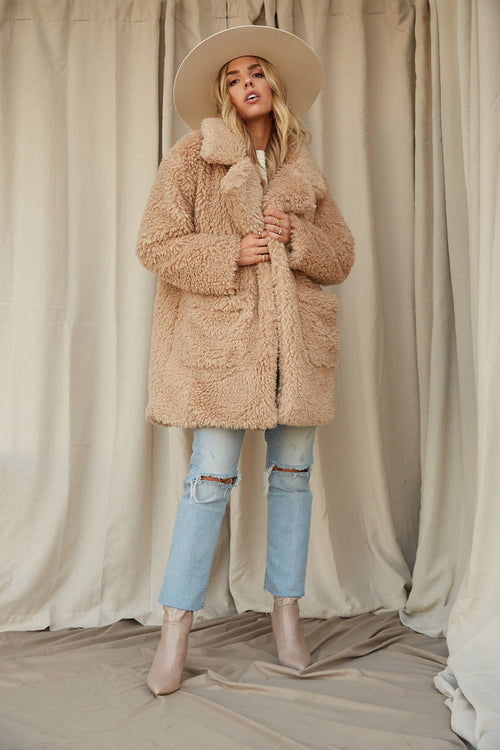 Rocky Mountain Coat - FINAL SALE
