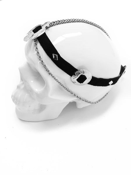 Ryelynn Concho Headchain - FINAL SALE