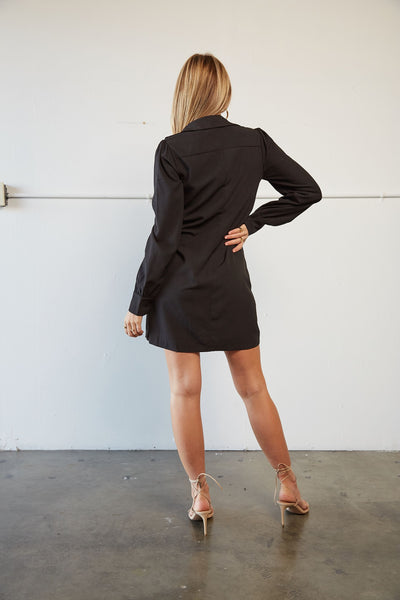 Run The Boardroom Dress - FINAL SALE
