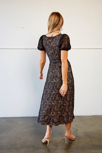 Holly Dress by East N West Label - FINAL SALE