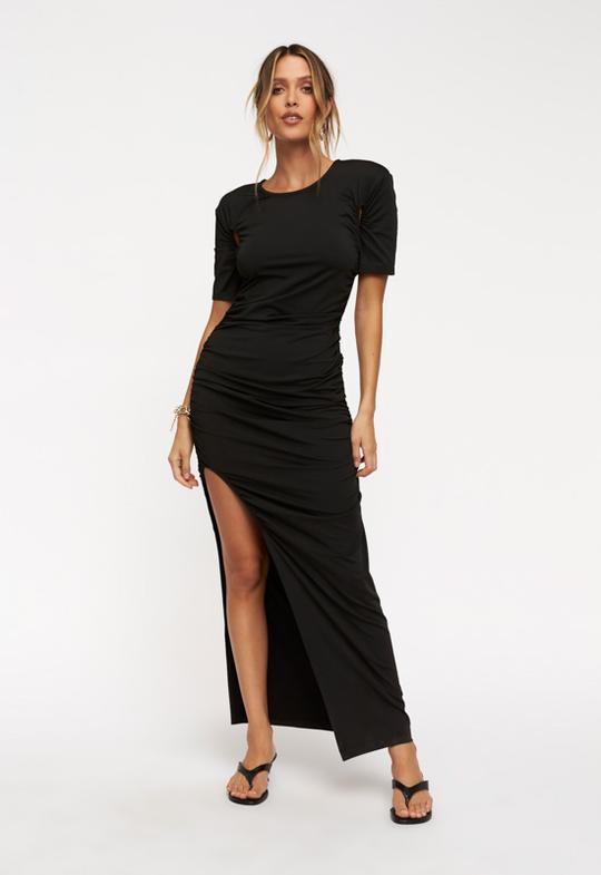 Hips Don't Lie Maxi Dress by Lioness