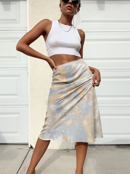 High Rise Skirt by East N West Label - FINAL SALE