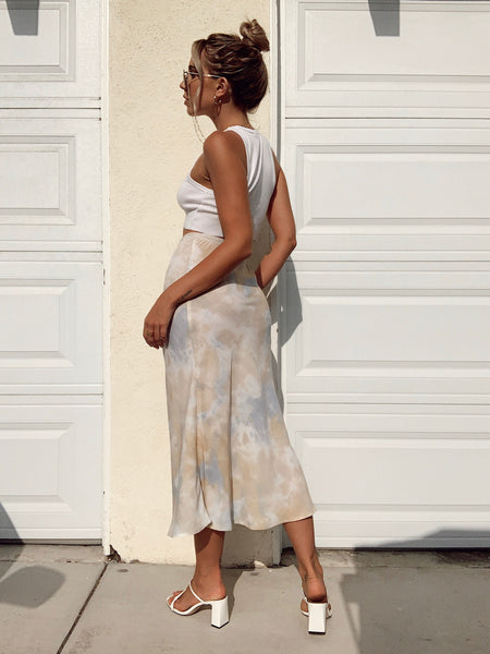 Bright Eyes Midi Skirt - FINAL SALE