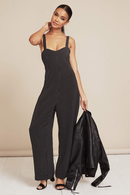Hang Around Jumpsuit - FINAL SALE