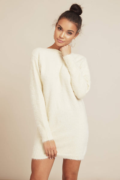 Hold Me Close Sweater Dress - FINAL SALE
