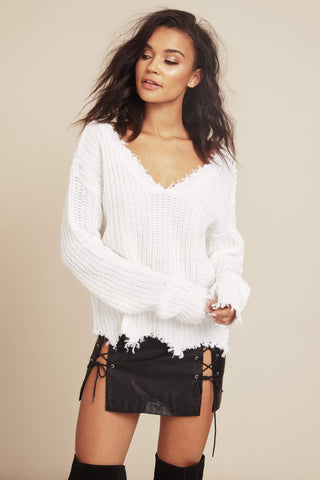 Knitty Gritty Sweater