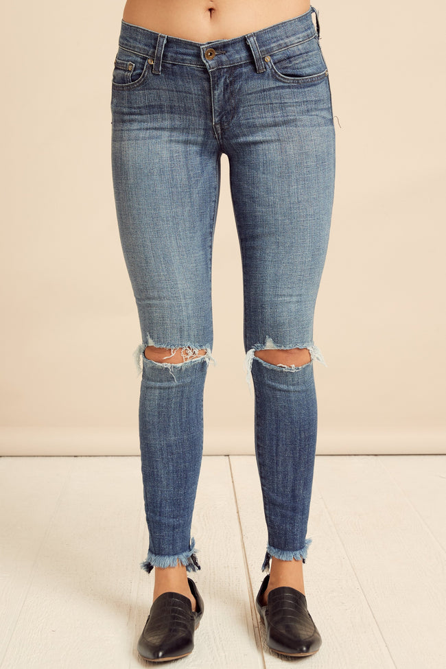 Abbot Kinney Skinny Jean by Pistola - FINAL SALE