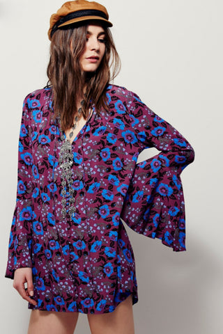 Magic Mystery Tunic by Free People - FINAL SALE