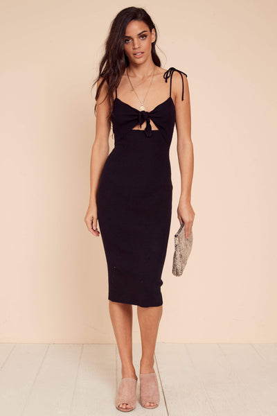 Head Over Heels Midi Dress