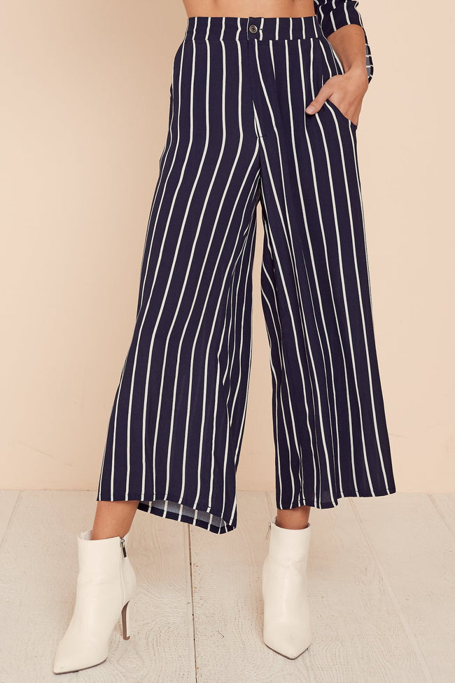 Downtown Cropped Pant - FINAL SALE