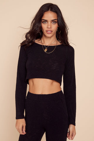 Keep It Short Crop Top