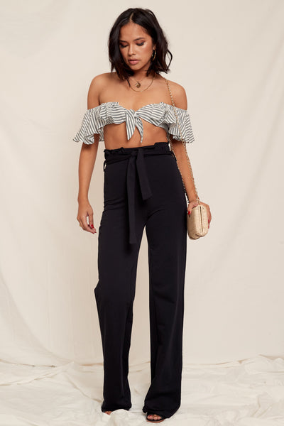 Making Waves Crop Top