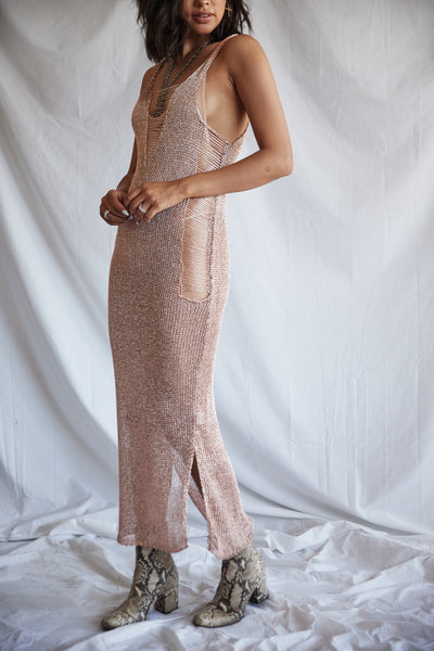 Supernova Maxi Dress - FINAL SALE