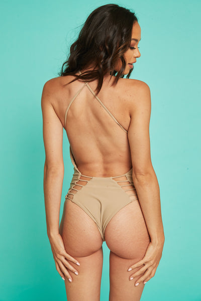 Palma One Piece by Stone Fox Swim - FINAL SALE