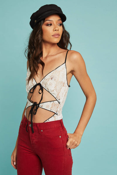 Wishful Thinking Bodysuit - FINAL SALE
