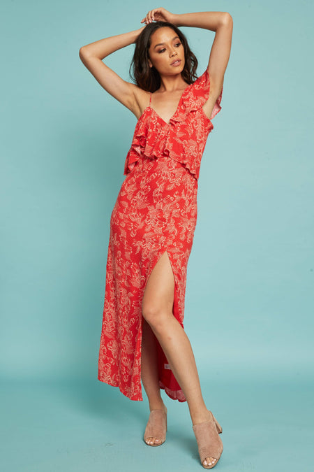 Beachscape Dress by Amuse Society - FINAL SALE