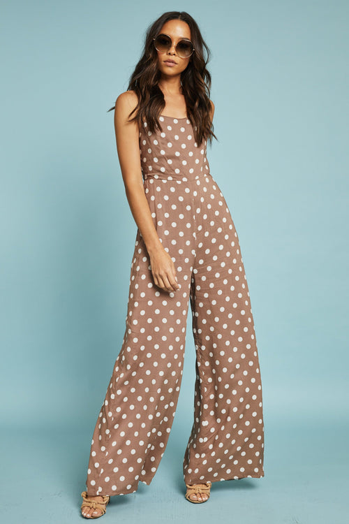 Drops Of Jupiter Jumpsuit- FINAL SALE