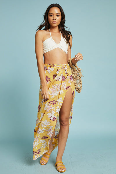 Caribbean Maxi Skirt - FINAL SALE