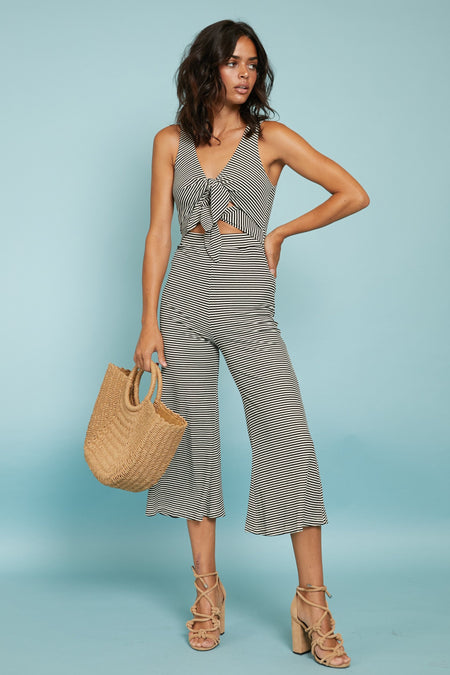 Polo Match Jumpsuit - FINAL SALE