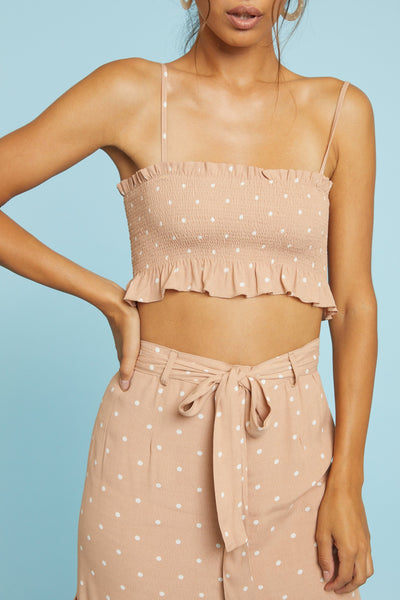 Beau Crop Top