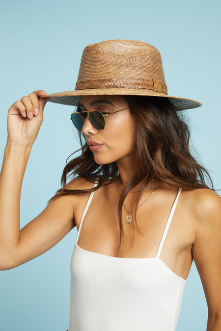 Beach Bolero Hat by Amuse Society
