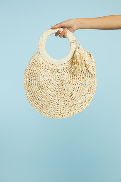 Last Straw Bag - FINAL SALE