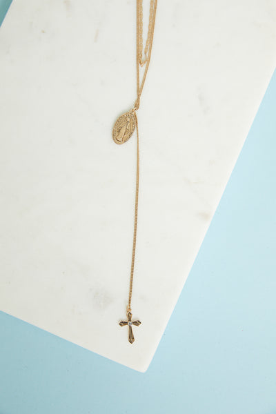 Sainthood Necklace