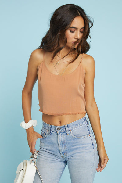 Puebla Crop Top - FINAL SALE